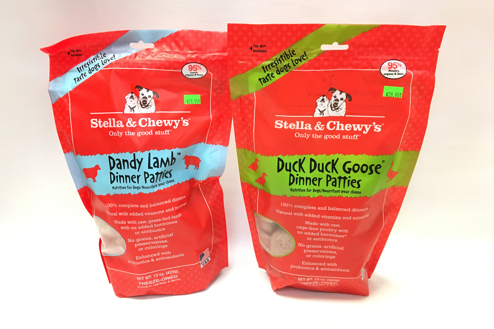 Spartanburg, South Carolina, Greenville, Dog, Pets, Dog Food, Pet Supplies, Pet Food, Stella & Chewys, 4 Paws